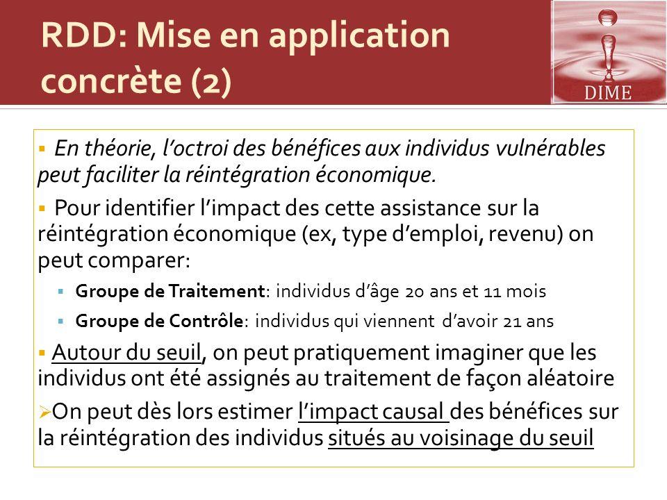 RDD: Mise en application concrète (2)