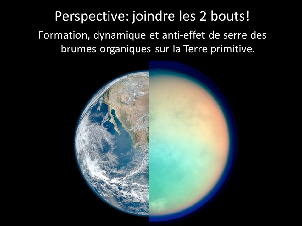 Perspective: joindre les 2 bouts!