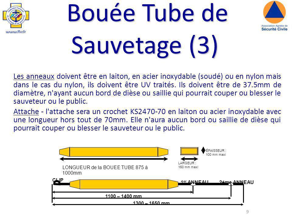 Bouée Tube de Sauvetage (3)