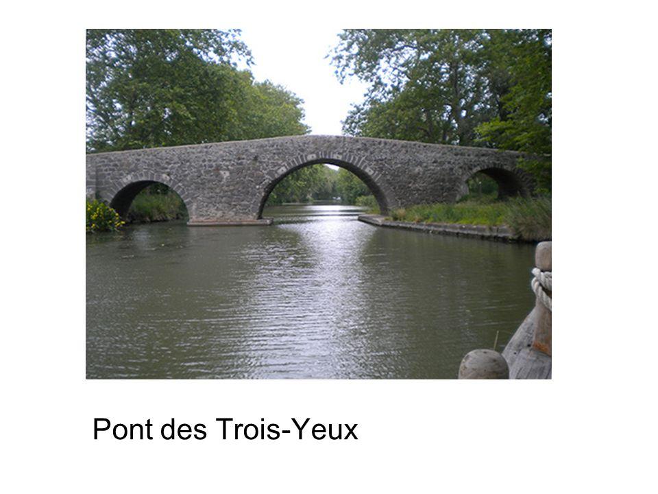 Pont des Trois-Yeux