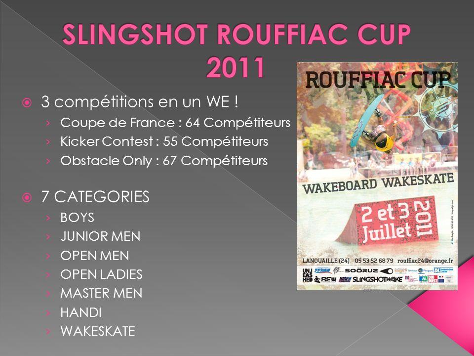SLINGSHOT ROUFFIAC CUP 2011