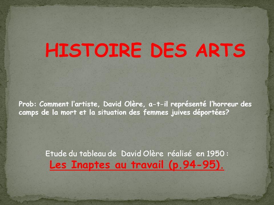 Les Inaptes au travail (p.94-95).