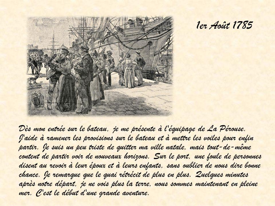 1er Août 1785