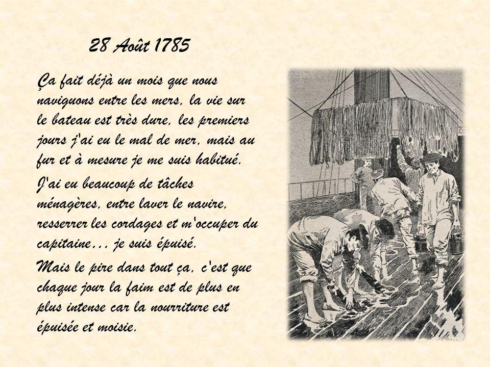 28 Août 1785
