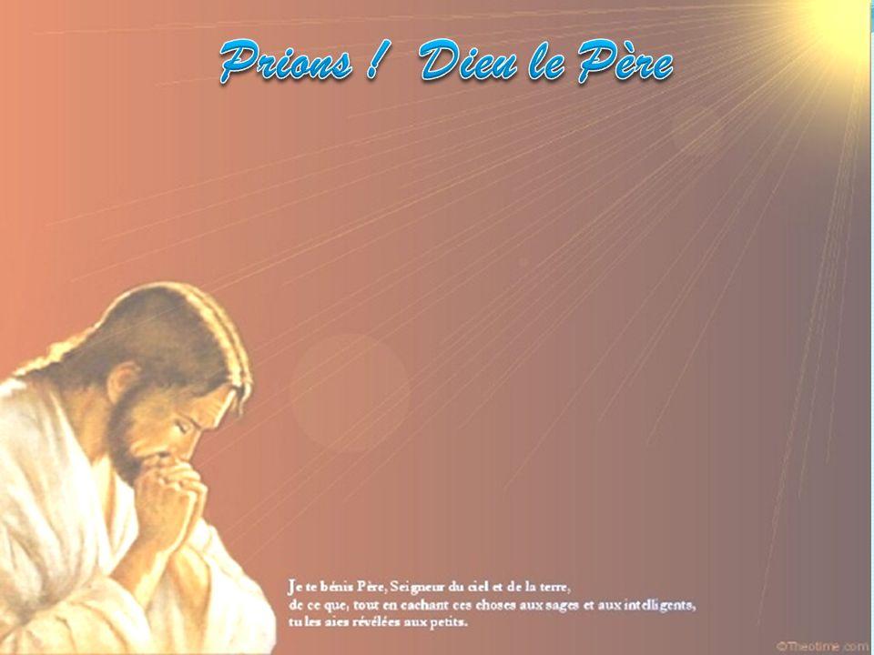 Prions ! Dieu le Père