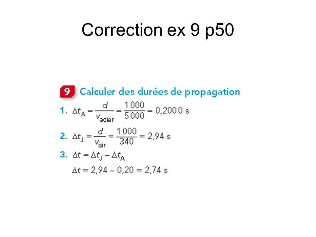 Correction ex 9 p50