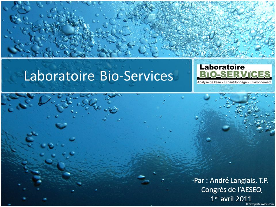 Laboratoire Bio-Services