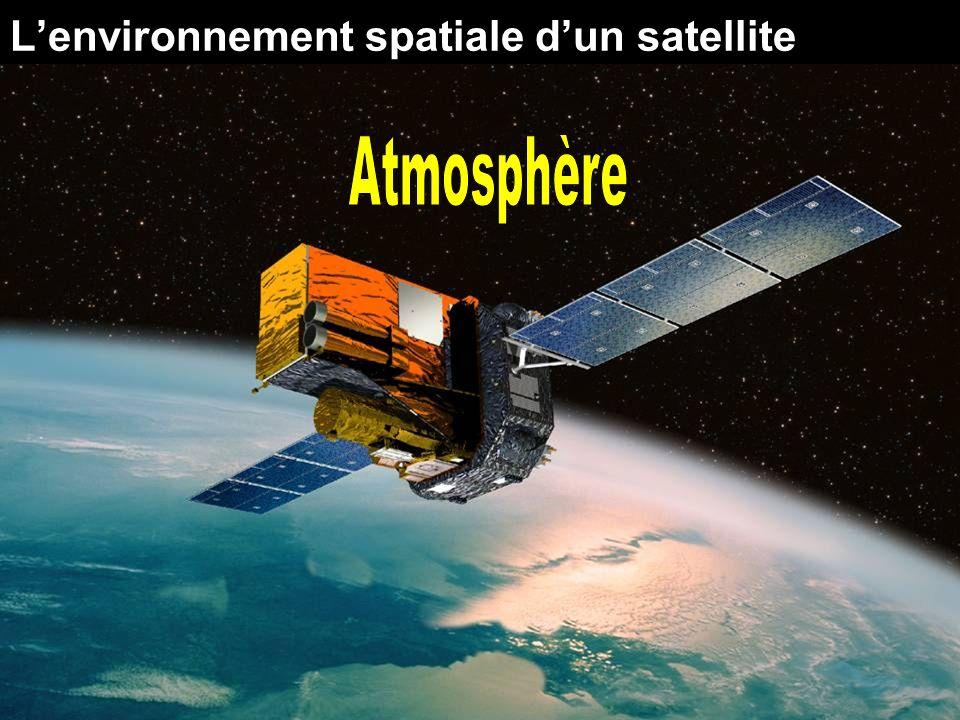 L'environnement spatiale d'un satellite