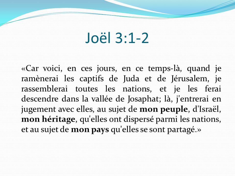 Joël 3:1-2