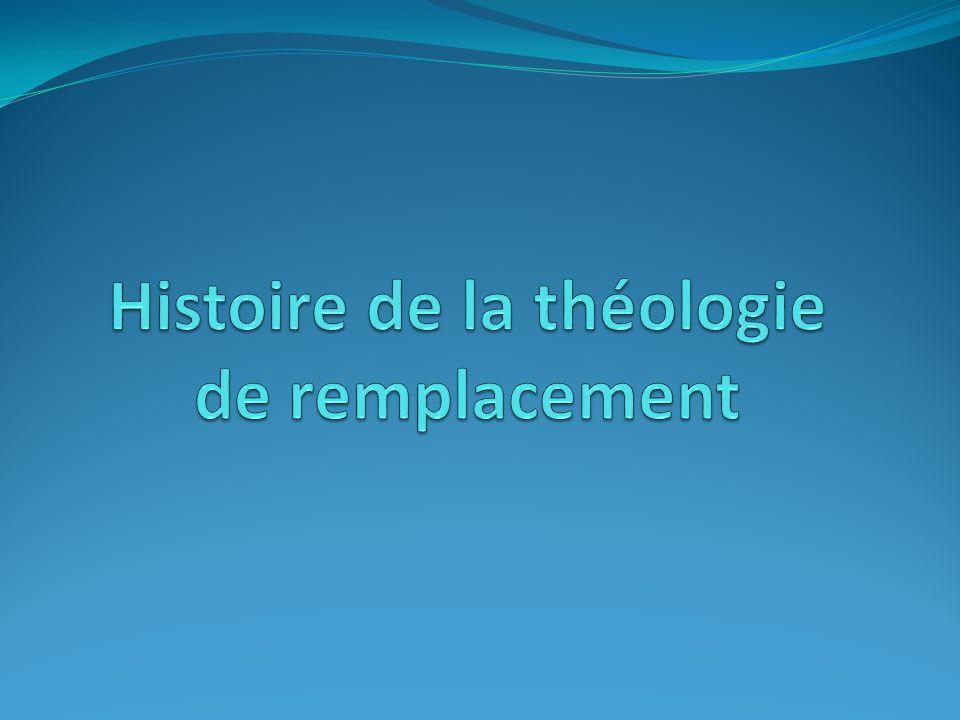 Histoire de la théologie de remplacement