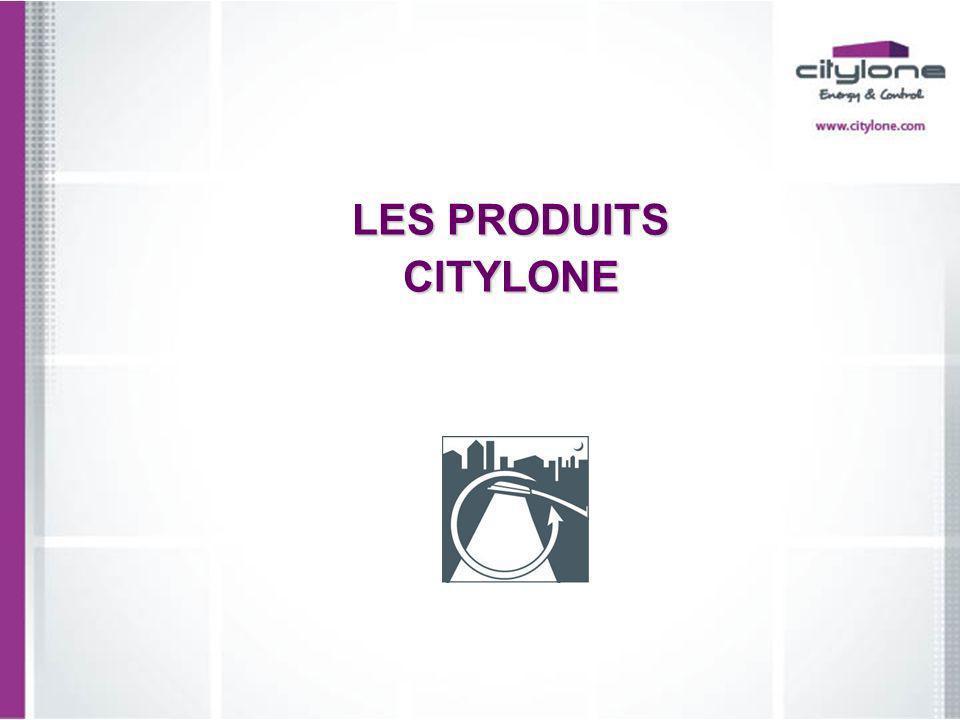 LES PRODUITS CITYLONE