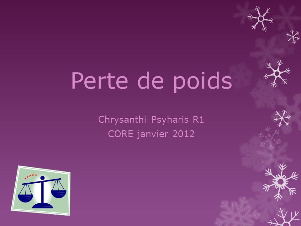 Chrysanthi Psyharis R1 CORE janvier 2012