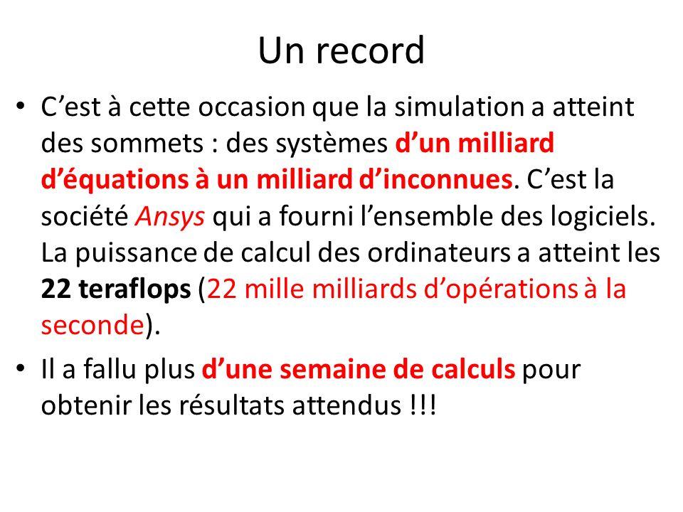 Un record