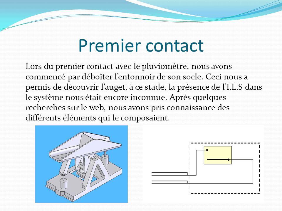 Premier contact