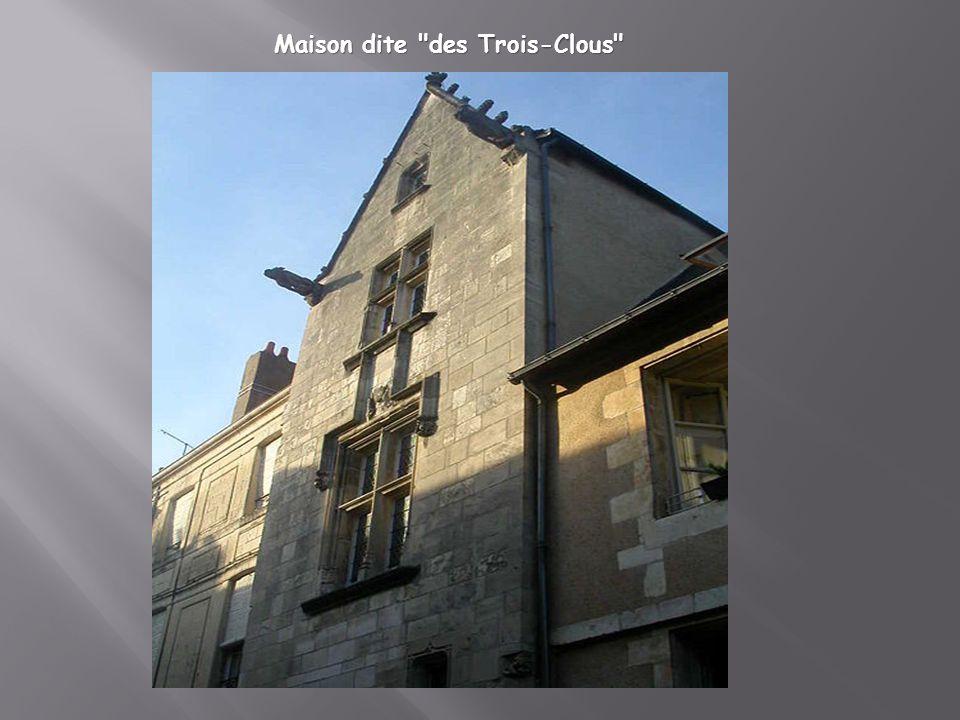 Maison dite des Trois-Clous