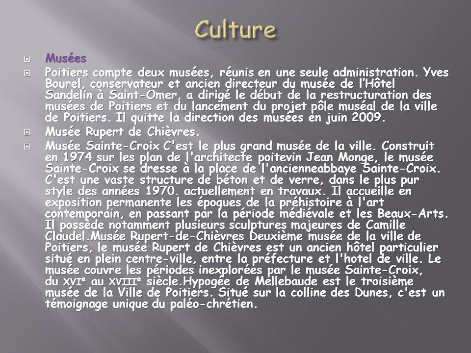 Culture Musées.