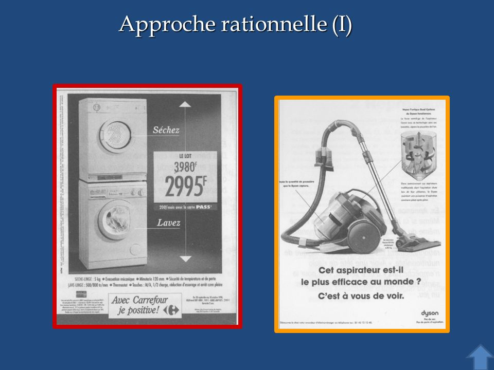 Approche rationnelle (I)