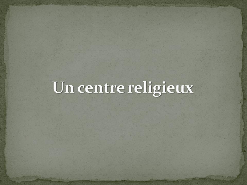 Un centre religieux