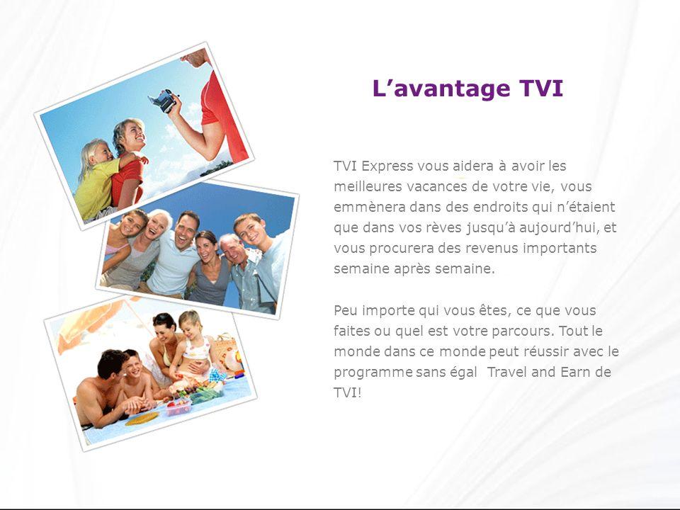 L'avantage TVI