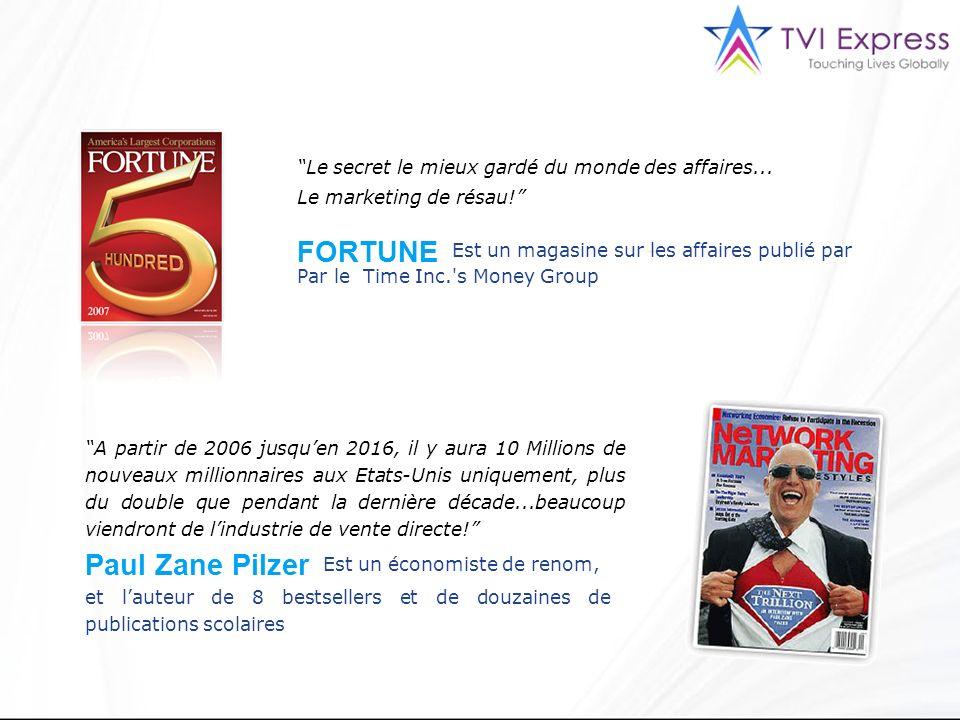 FORTUNE Paul Zane Pilzer