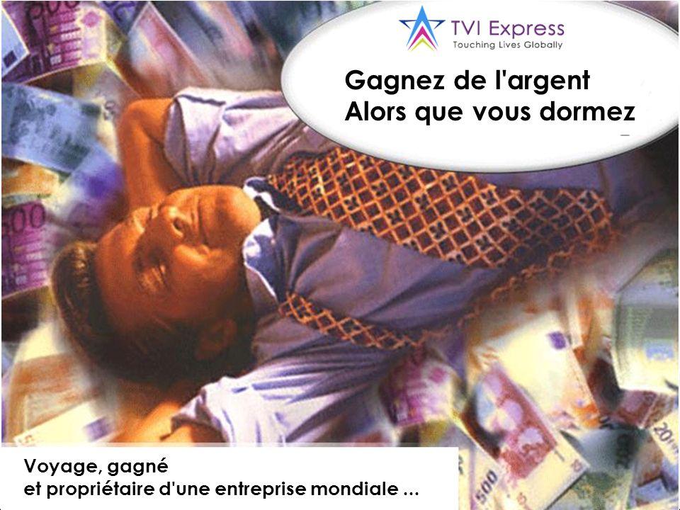 Gagnez de l argent Alors que vous dormez