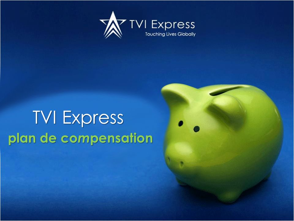 TVI Express plan de compensation
