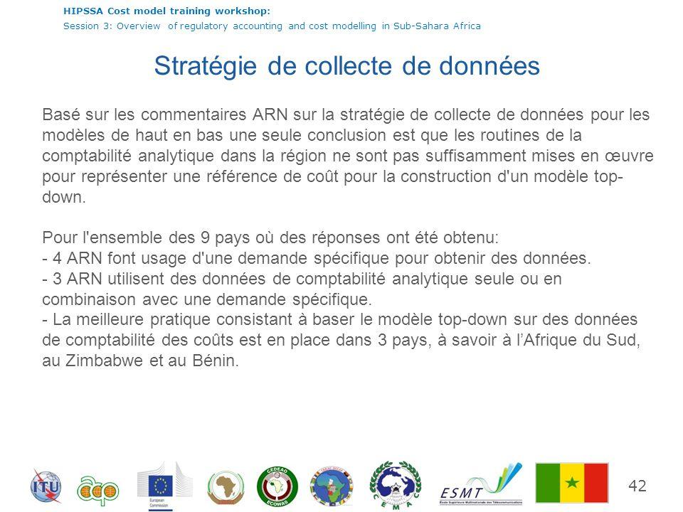 Stratégie de collecte de données