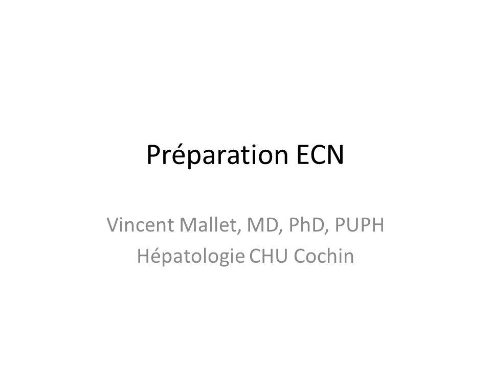Vincent Mallet, MD, PhD, PUPH Hépatologie CHU Cochin