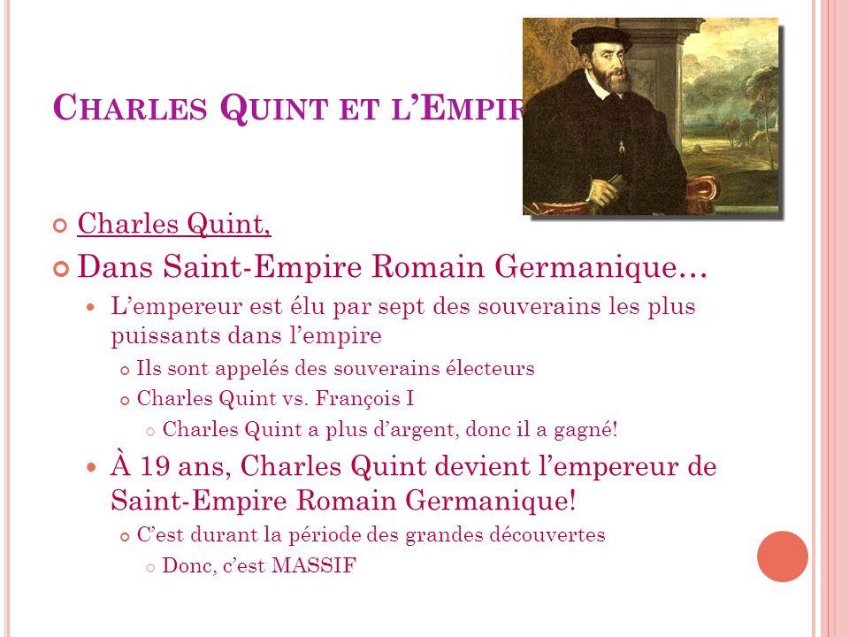 Charles Quint et l'Empire