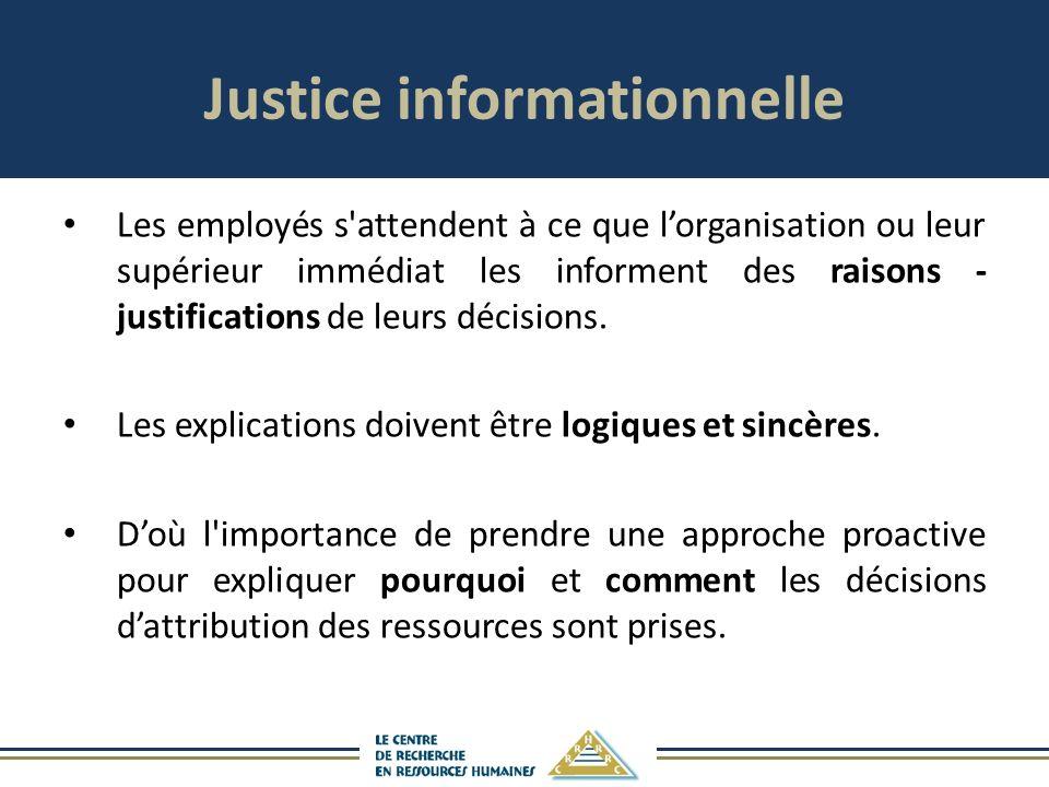 Justice informationnelle