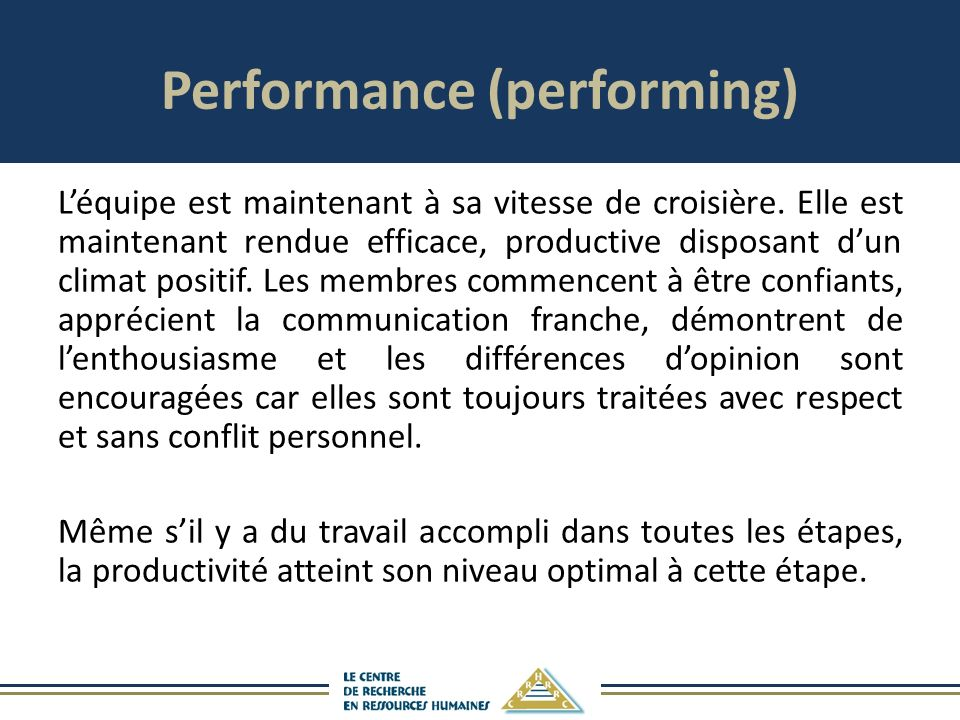 Performance (performing)