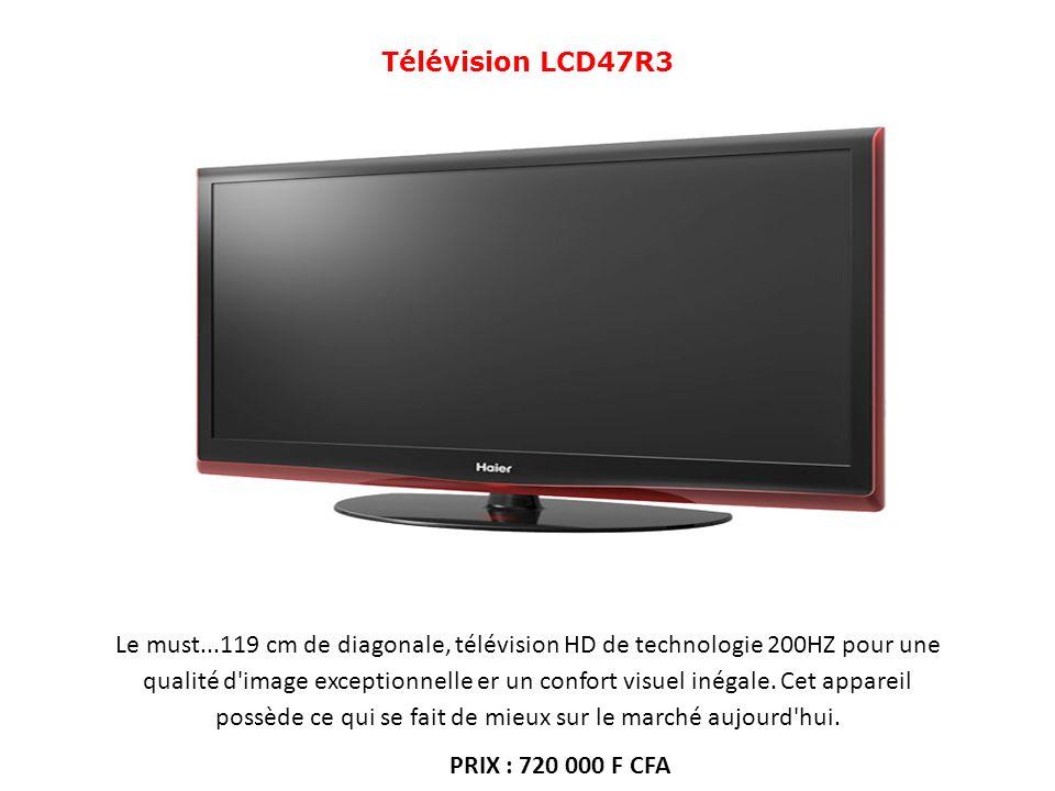 Télévision LCD47R3