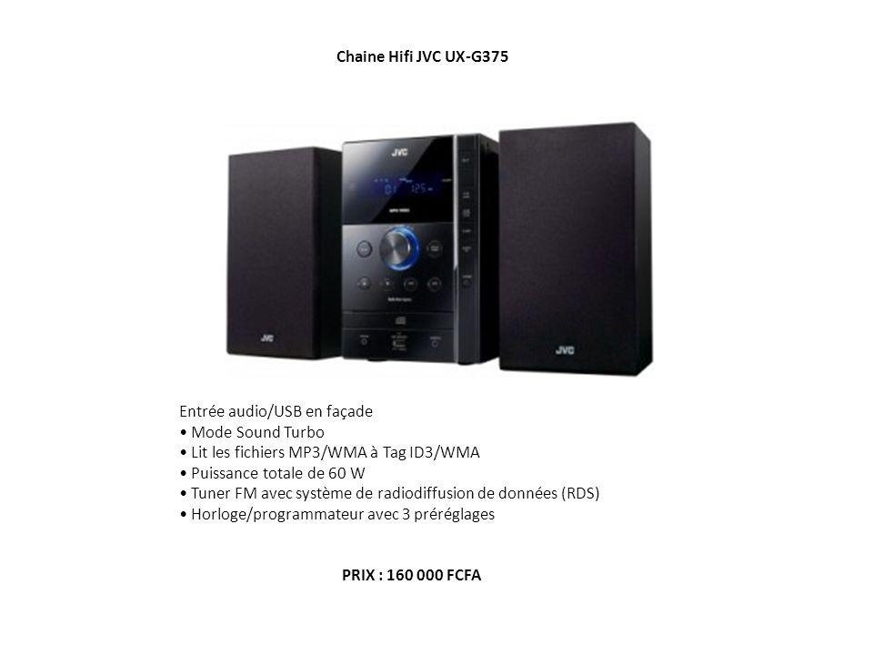 Chaine Hifi JVC UX-G375