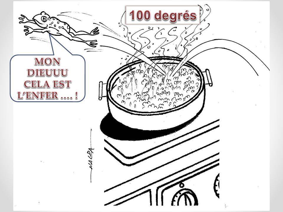 100 degrés MON DIEUUU CELA EST L'ENFER …. !