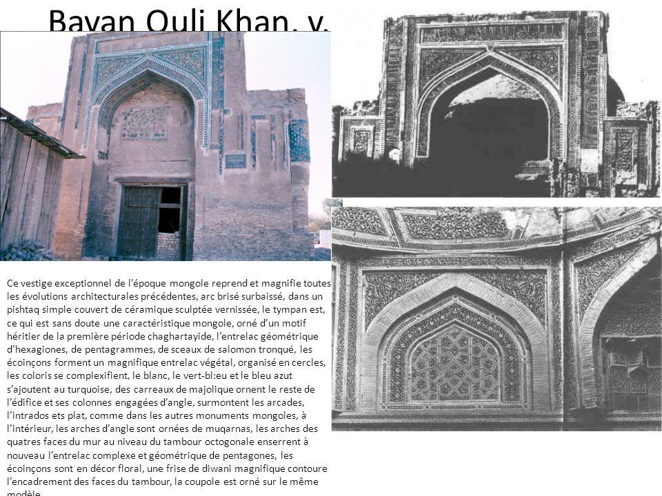 Bayan Quli Khan, v.1360