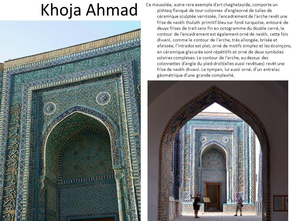 Khoja Ahmad