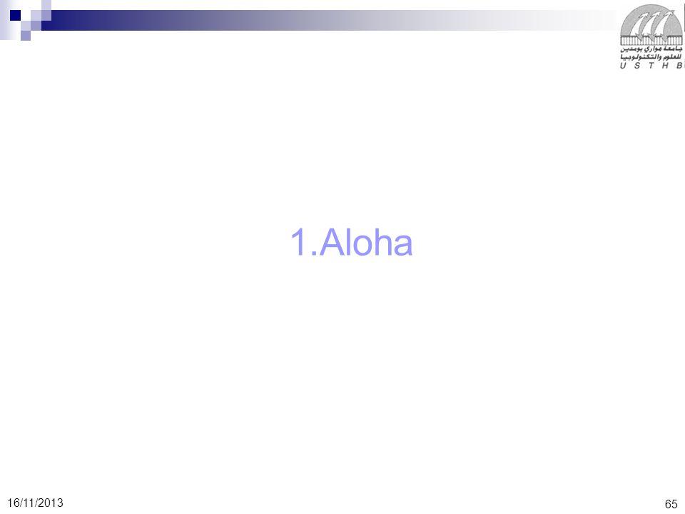 1.Aloha