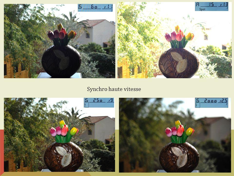 Spot Synchro haute vitesse