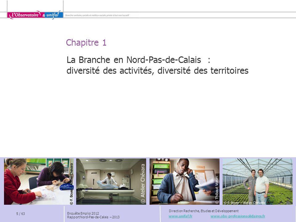 La Branche en Nord-Pas-de-Calais :