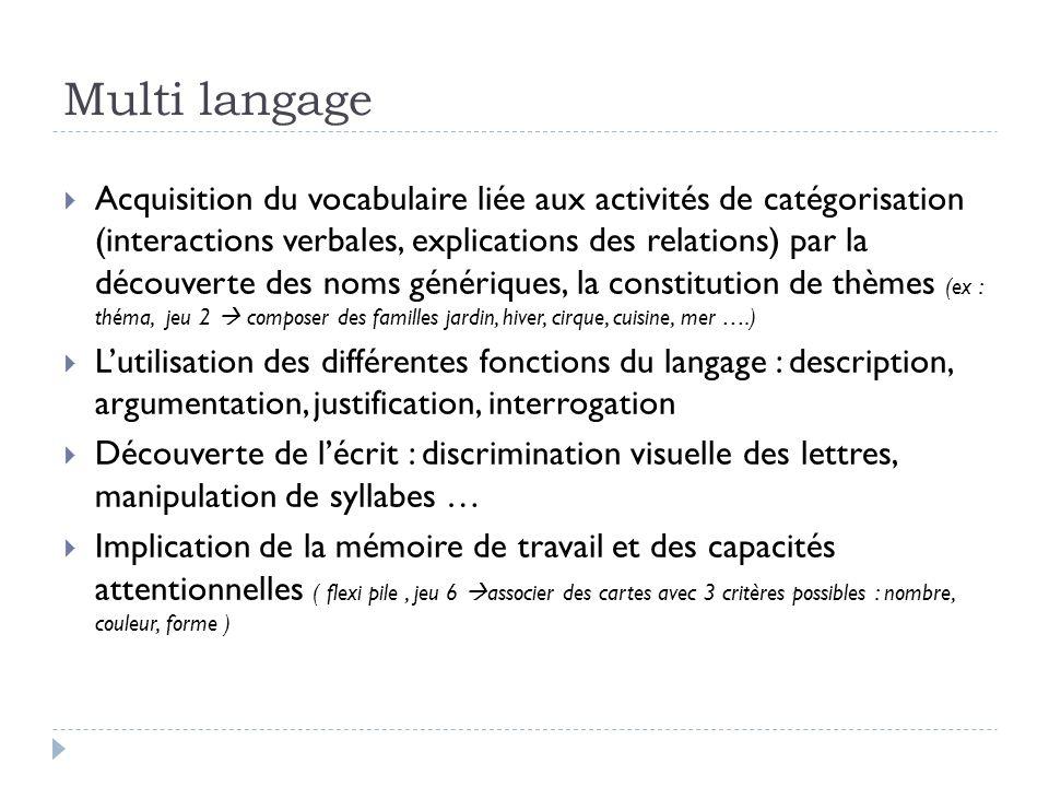 Multi langage