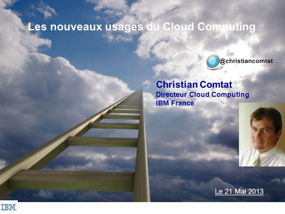 Les nouveaux usages du Cloud Computing