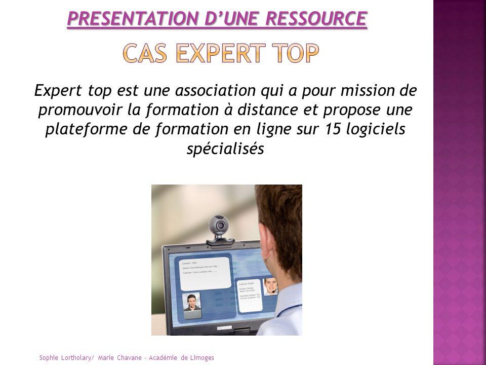 PRESENTATION D'UNE RESSOURCE
