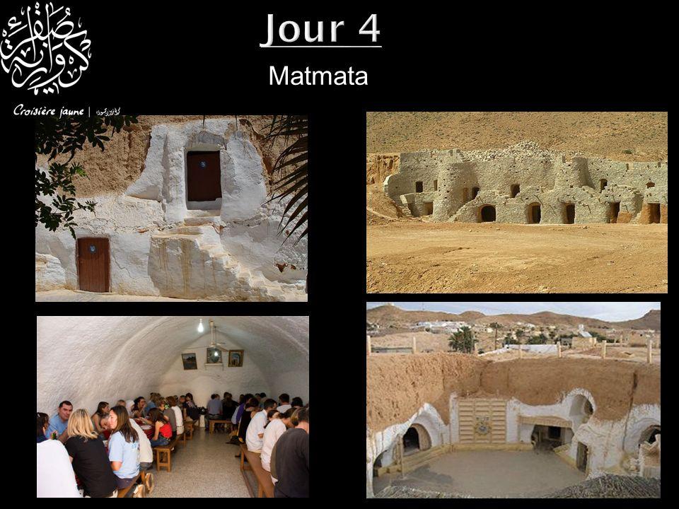 Jour 4 Matmata