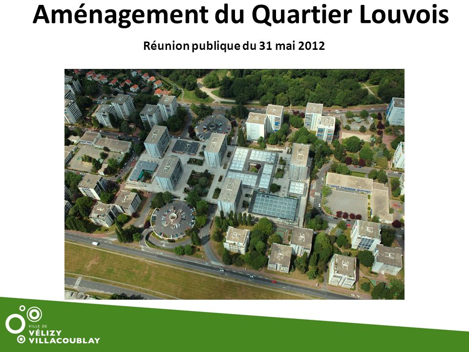 Aménagement du Quartier Louvois