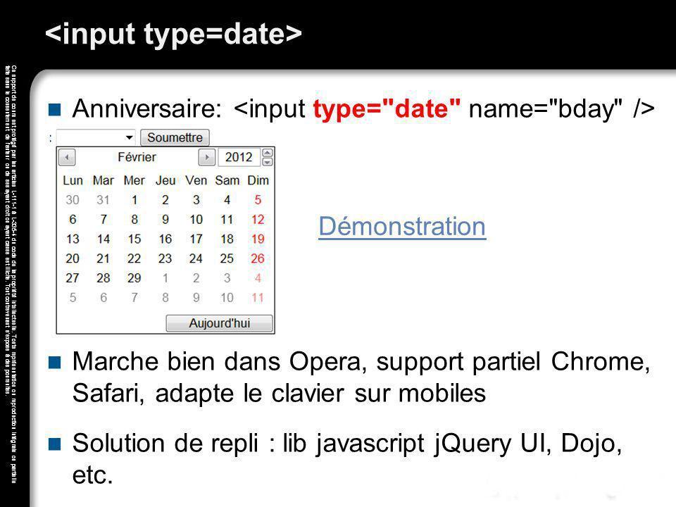 <input type=date>