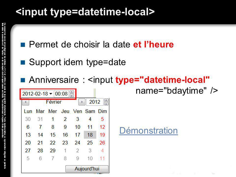 <input type=datetime-local>