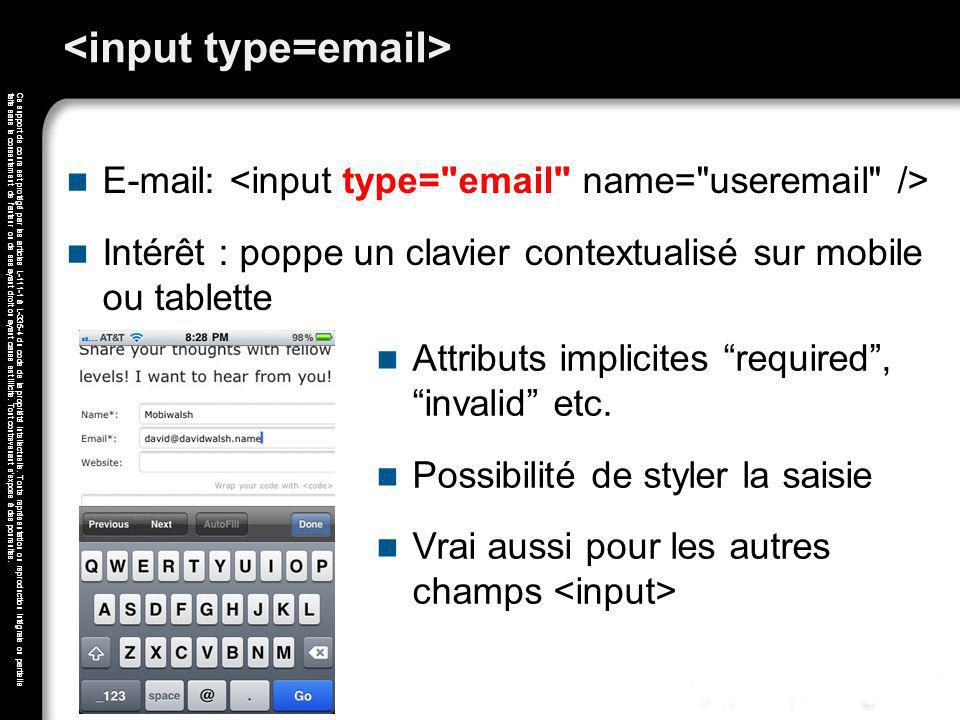<input type=email>