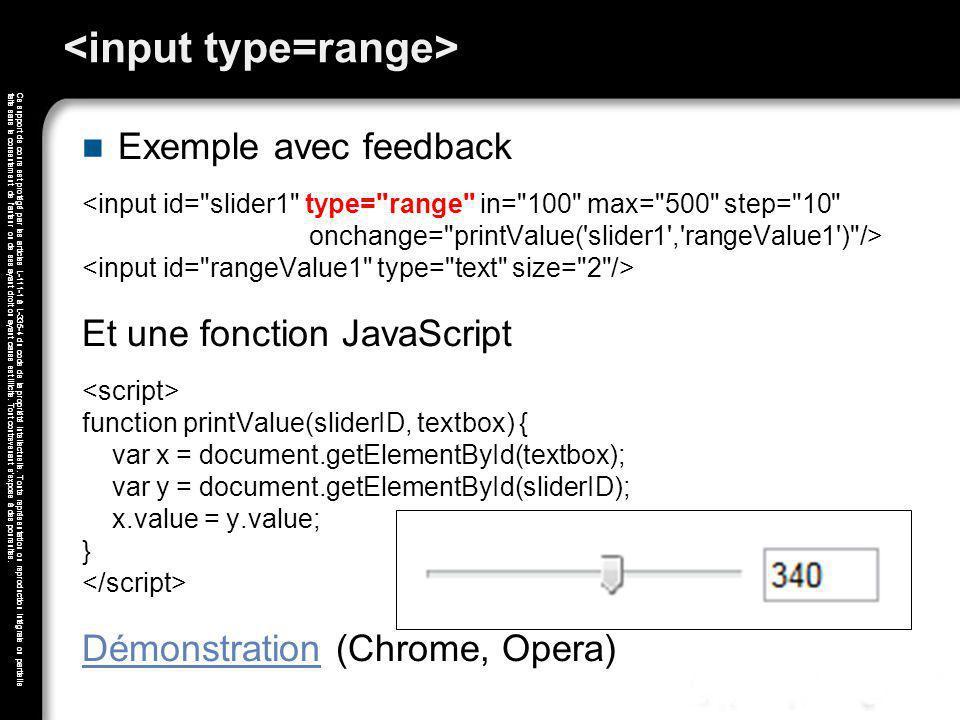 <input type=range>