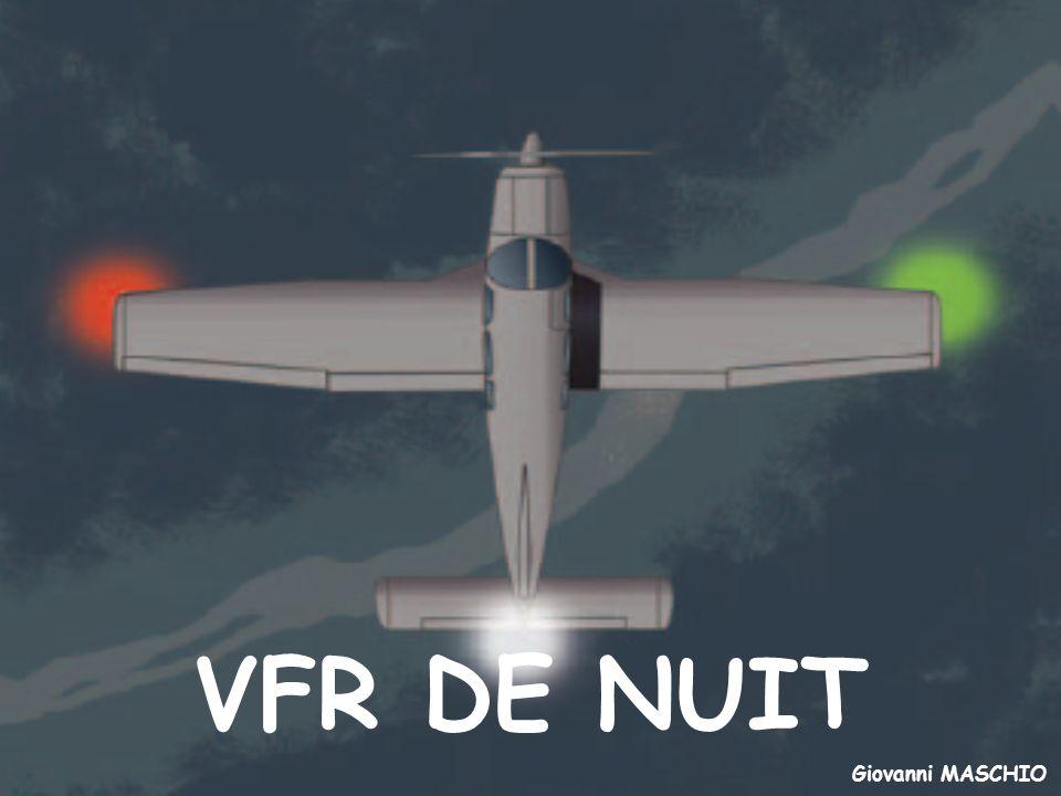 VFR DE NUIT Giovanni MASCHIO