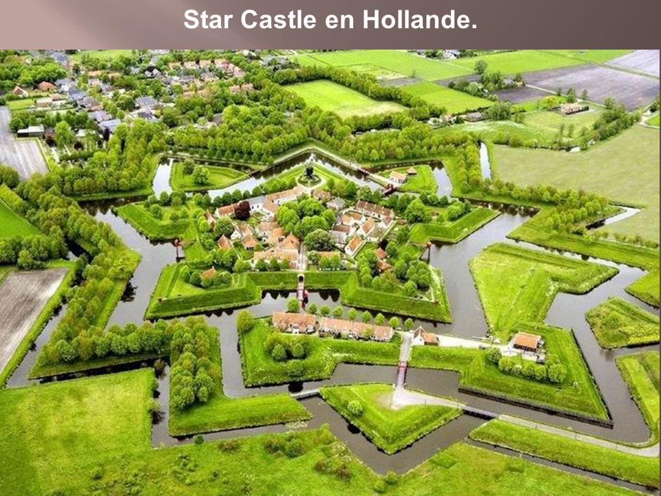 Star Castle en Hollande.